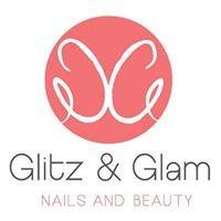 Glitz and Glam Nails
