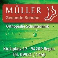 Müller Gesunde Schuhe / Orthopädie-Schuhtechnik