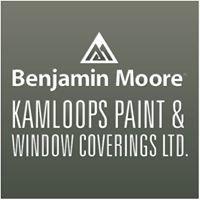 Kamloops Paint & Window Coverings Ltd. - Benjamin Moore