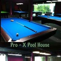 Pro-x Pool House