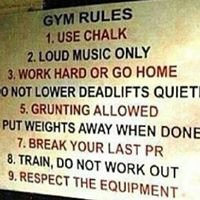 The Rack Gym