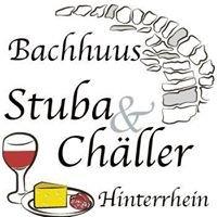 Bachhuus-Chäller