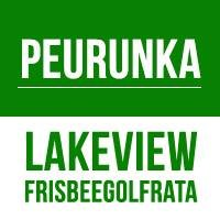 Peurunka Lakeview -frisbeegolfrata