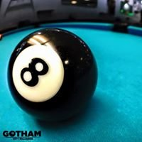 Gotham City Billiards