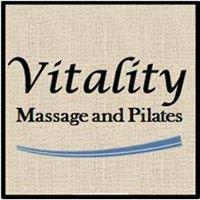 Vitality Massage & Pilates Center