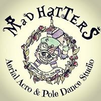 Mad Hatters Aerial Acro & Pole Dance Studio