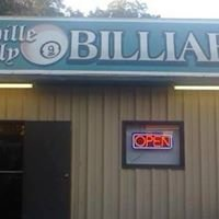 Crossville Family Billiards