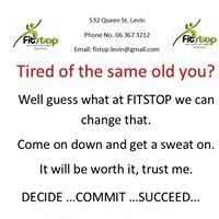 Fitstop 24/7 Health & Fitness