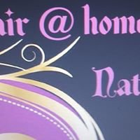 Hair at home by Natalie