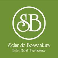 Solar de Boaventura Hotel Rural