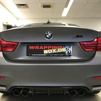 Wrapping Box - Fahrzeugfolierung Werne