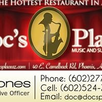 Doc's Place - Music Lounge & Supper Club