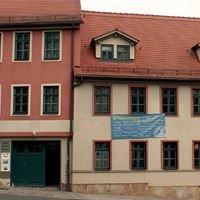 """Internationales Centrum """"Haus auf der Mauer"""""""