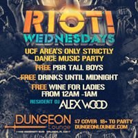 RIOT Wednesdays