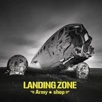 Landing Zone Army Shop