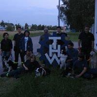 THW Bühl Fachgruppe Ortung / Rettungshunde