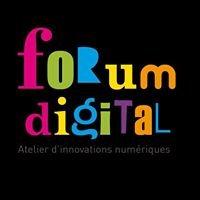 Forum digital - Coworking et Pépinière