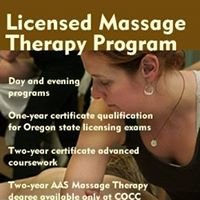 COCC Massage Therapy Alumni