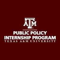 Texas A&M Public Policy Internship Program - PPIP