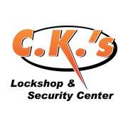 C.K.'s Lockshop & Security Center Since 1960