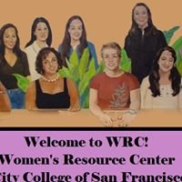 Women's Resource Center at City College of San Francisco