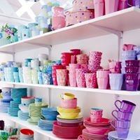 Colourful Shelf