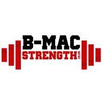 BMAC Strength Gym Equipment