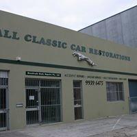 All Classic Car Restorations