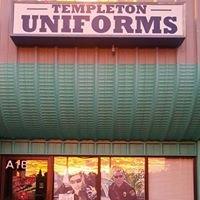 Templeton Uniforms
