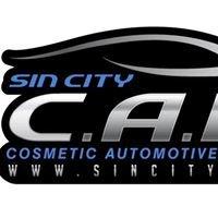 SIN CITY CARS