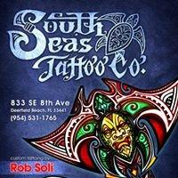 South Seas Tattoo Company