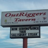Outriggers Tavern