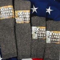 Alpaca Socks,   more info at warm-feet.com