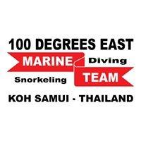 100 Degrees East Marine Team