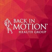Back In Motion Ascot Vale
