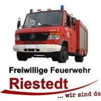 Freiwillige Feuerwehr Riestedt