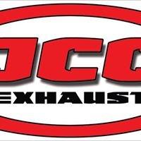 Jcc Exhaust