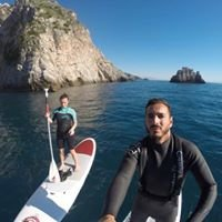 Stand up paddle amalficoast
