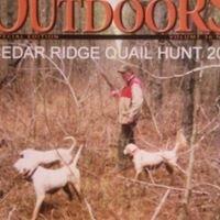 Cedar Ridge Sporting Clays & Shooting Preserve