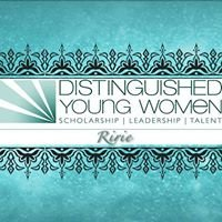 Distinguished Young Women of Ririe