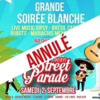 Street Parade Megève