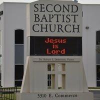 Second Baptist Church, San Antonio