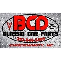 BCD Classic Car Parts