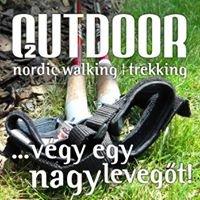 O2 Outdoor életmódklub Veszprém: nordic walking, trekking és egyebek