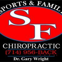 Sports & Family Chiropractic - Dr. Gary B. Wright