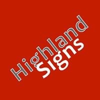 Highland Signs