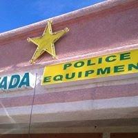 Calvada Police Equipment