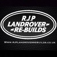 RJP Landrover re-builds