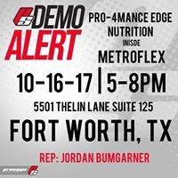 Pro-4mance Edge Nutrition