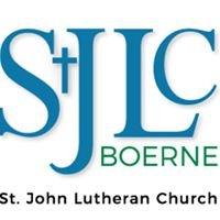 St. John Lutheran Church Boerne Texas